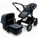 Bugaboo Buffalo Stroller by Diesel Denim
