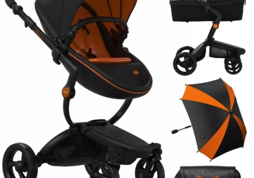 Mima Xari Stroller Complete Package Limited Edition Rebel