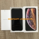 Apple iPhone XS – 64GB – €540, iPhone XS Max 64GB € 620,iPhone X 64GB € 400