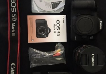 CANON EOS 5D MARK 3 22.3MP CAMERA