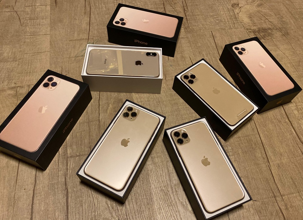 Apple iPhone 11 Pro 64GB = $500, iPhone 11 Pro Max 64GB = $550,iPhone 11 64GB = $450, iPhone XS 64GB = $400 , iPhone XS Max 64GB = $430 , Whatsapp Chat : +27837724253
