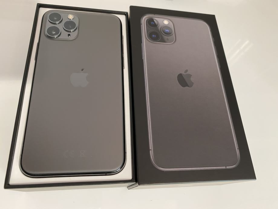 Apple iPhone 11 Pro 64 GB košta 400 EUR, iPhone 11 Pro Max 64 GB košta 430 EUR, iPhone 11 64 GB košta 350 EUR, Whatsapp Chat: +27642105648