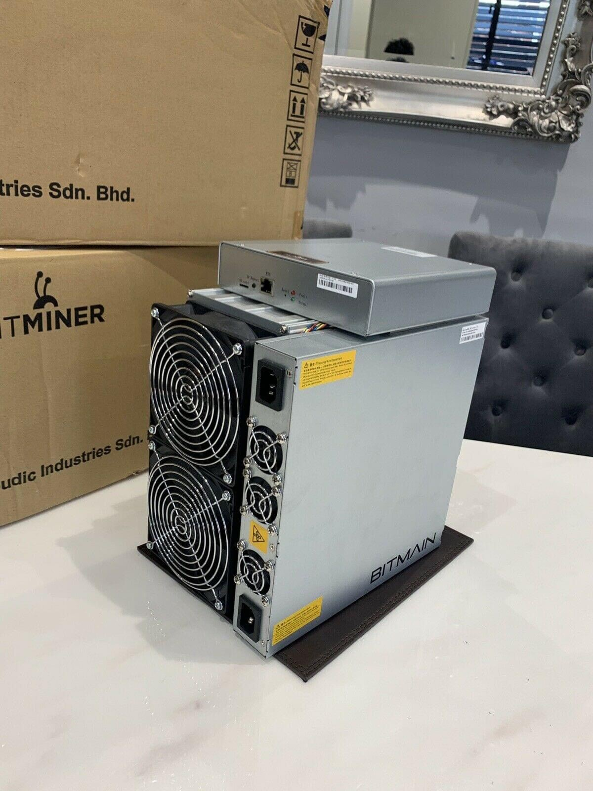 Bitmain AntMiner S19 Pro 110Th/s, Bitmain Antminer S19 95TH, A1 Pro 23th Miner, Antminer T17+, ANTMINER L3+, Antminer E3, Innosilicon A10 PRO, Canaan AVALON A1246 ASIC Bitcoin miner 83TH , Goldshell HS5 SiaCoin , DragonMint T1 SHA-256 16TH/s ,GEFORCE RTX 3090, RTX 3080, RTX 3080 TI, RTX 3070 TI, RTX 3070, RTX 3060 TI